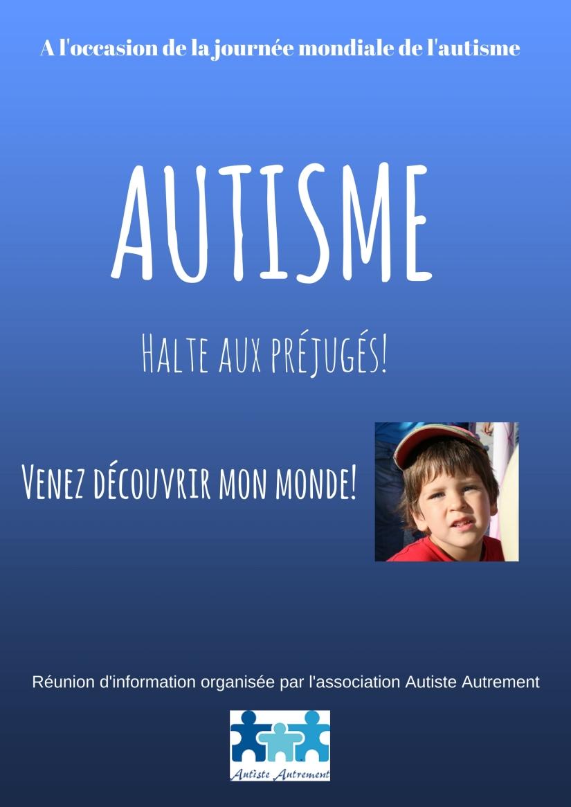 Autisme _ halte aux préjugés!