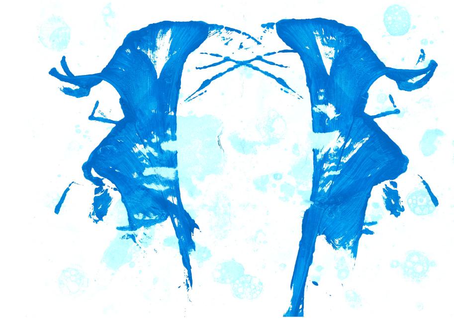 Salah Cheiki - Bleu 6