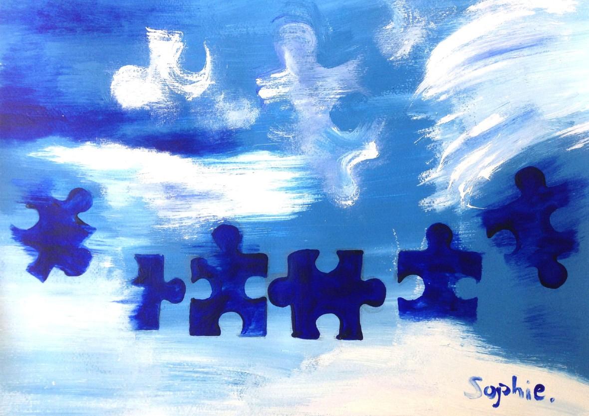 Sophie Masson - Puzzle